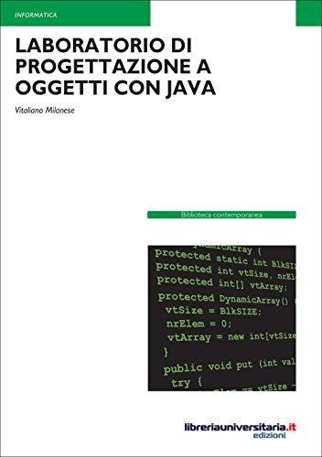 Laboratorio di progettazione a oggetti con Java (Biblioteca contemporanea)