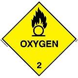 Sauerstoff Medicial Oxygen On Board Auto Aufkleber Dcs62 Intern Bürobedarf Schreibwaren