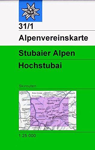 Stubaier Alpen Hochstubai 311 Ski