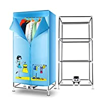 ⛔GYJ Household Wardrobe Dryer Three-layer Stainless Steel 1050W Quick-drying Energy-saving Dry Hanger