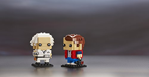 LEGO LEGO LEGO UK - 41611 BrickHeadz Marty McFly and Doc braun Back to the Future Set 46e1a5