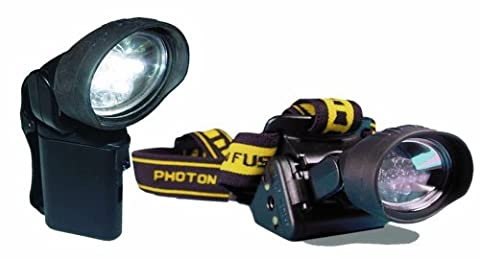 LRI FW Freedom Fusion 6 White, 2 Red LED Headlamp
