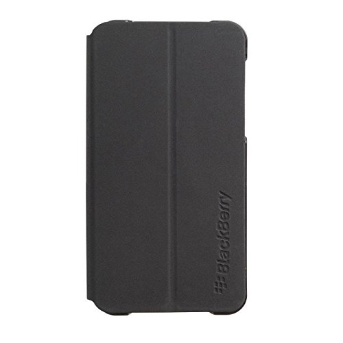 Blackberry Flip Shell ACC-49283-001 für Z10 schwarz, bulk Blackberry Z10 Flip Shell
