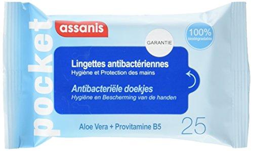 assanis-paquets-de-25-lingettes-antibacteriennes-lot-de-4