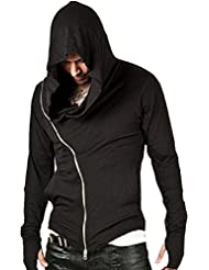 Hombre Assassins Creed Slim Fit Outwear – Chaqueta con capucha