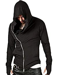 Hombre Assassins Creed Slim Fit Outwear–Chaqueta con capucha