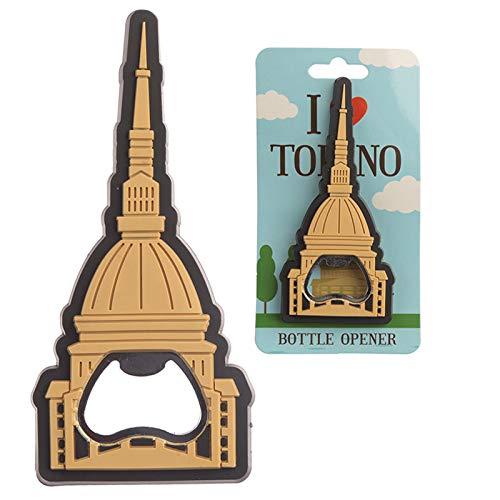 Aimant de réfrigérateur Décapsuleur-Torino Taupe