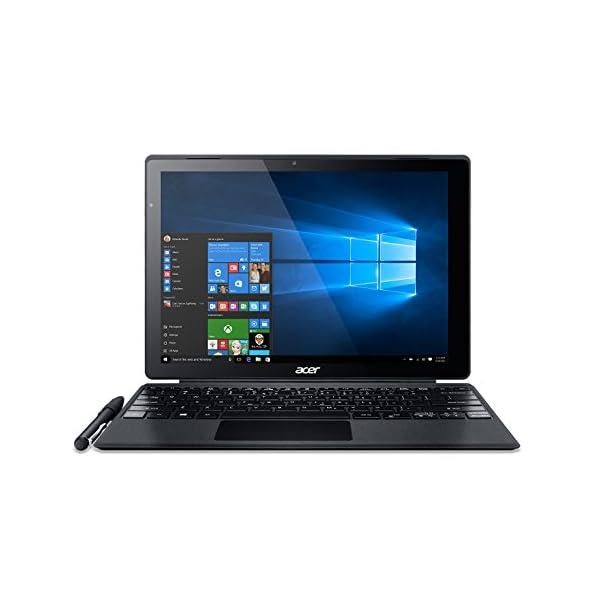 Acer Aspire Switch Alpha 12 SA5-271 12 inch QHD IPS Touchscreen Detachable 2-in-1 Laptop (Intel Core i3-6100, 4 GB RAM, 128 GB SSD, Windows 10) – Silver 41YWpPwdy L