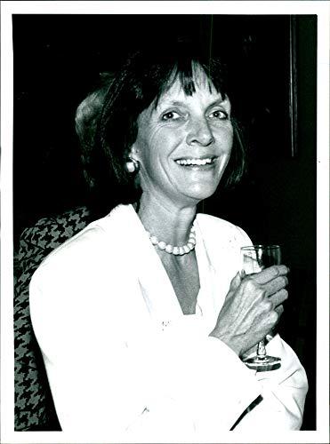 Fotomax Vintage Photo of Anna Harvey