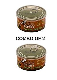 ocenas secret tuna in salad combo of 2(180g)