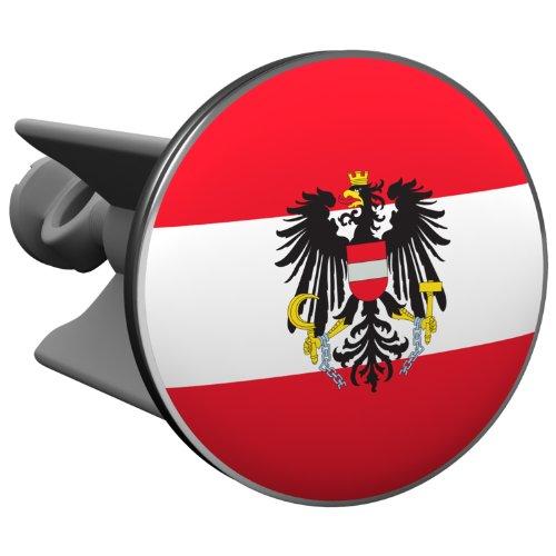 Plopp Waschbeckenstöpsel Österreich, Stöpsel, Excenter Stopfen, für Waschbecken, Waschtisch, Abfluss