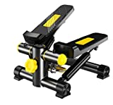 FGSJEJ Health Fitness Mini Stepper mit Band,...