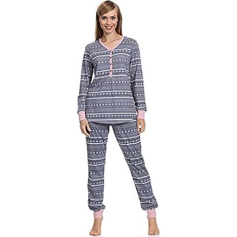 Cornette Pijama para Mujer CR6432016