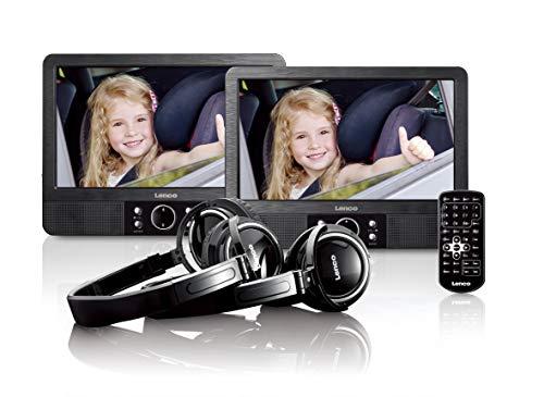 Lenco MES-415 Reproductor DVD/bluray portátiles Black