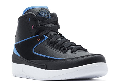 AIR JORDAN 2 RETRO BG 'RADIO RAHEEM' - 834276-015 - SIZE 6.5 - US Size (Retro Kinder Große Air Jordan)