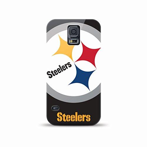 Mizco Sport Fall Samsung Galaxy S5Lizenzprodukt NFL Pittsburg (TPU Gel Fall (Sport Mizco)