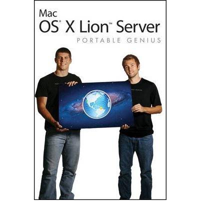 (MAC OS X LION SERVER PORTABLE GENIUS) BY [WENTK, RICHARD](AUTHOR)PAPERBACK