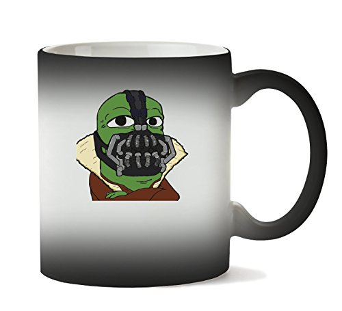 PC Hardware Store The Frog Being The Bane Taza Calor Cambio De Color
