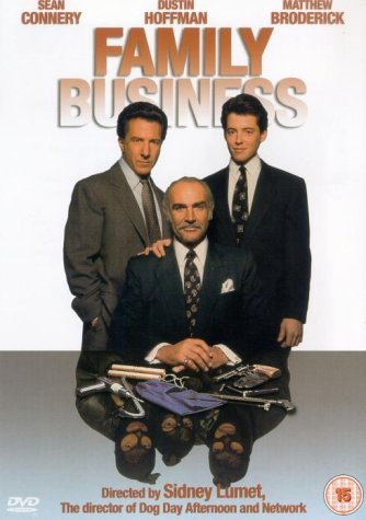 Family Business [DVD] [1990] by Sean Connery