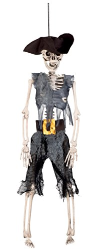 Figur Skelett Pirat, Sonstige Spielwaren ()