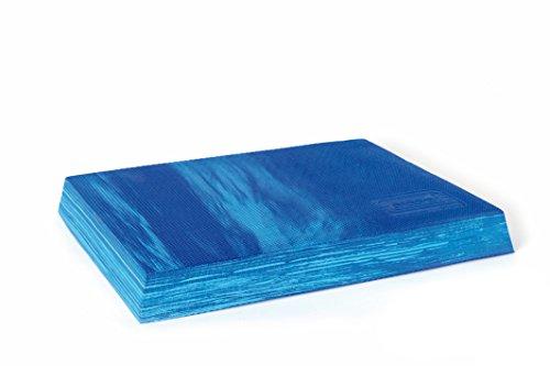 SISSEL Balancefit Pad, Gleichgewichtsmatte Koordination Stabilität, 50cm, blau -
