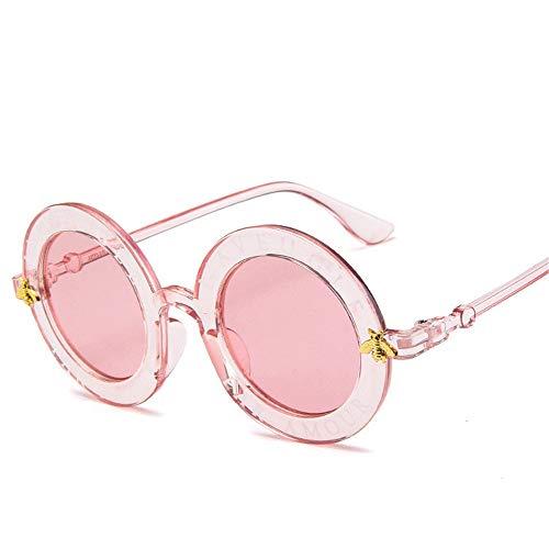 WWVAVA Sonnenbrillen new style design rundesonnenbrille männerund frauen mode gläser beliebtesonnenbrille uv400, c3