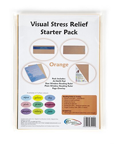 crossbow-education-visual-stress-relief-starter-kit-orange