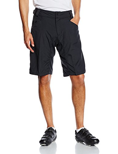 DAKINE Herren Bikeshorts Ridge With Liner, Black, 34, 10000313 (Dakine Ridge)