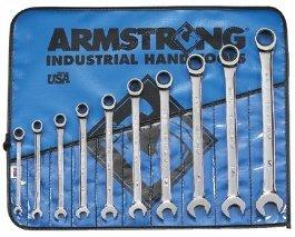 Armstrong Werkzeuge 25-66710PC Fraktionierte verzahnte Kombination Set