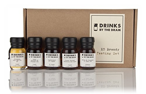 Cognac/Brandy - Drinks By The Dram XO Brandy Tasting Set - Whisky