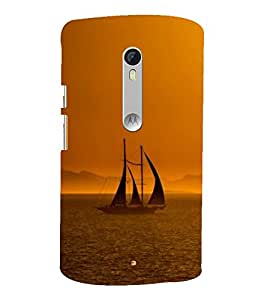 PrintVisa Nature at His Best 3D Hard Polycarbonate Designer Back Case Cover for Motorola Moto X Style :: Moto X Pure Edition
