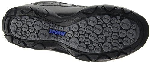 Teener Lotus Jungen Sneaker Schwarz (Schwarz)
