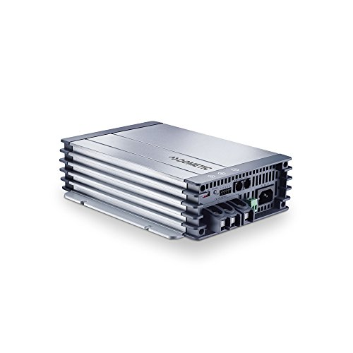 Dometic PerfectCharge MCA 1235, IU0U  Auto Batterie-Ladegerät, 12 V, 35 A, 3-Batterien gleichzeiti für KFZ, LKW, Wohnmobil, Boot (Boot Ladegerät Batterie)