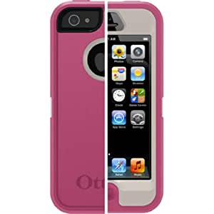 OtterBox Defender Series for iPhone 5 - Blush
