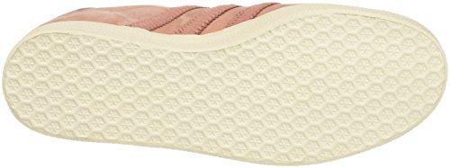 adidas Damen Gazelle Pumps Pink (Raw Pink /Raw Pink /Silver Metallic)