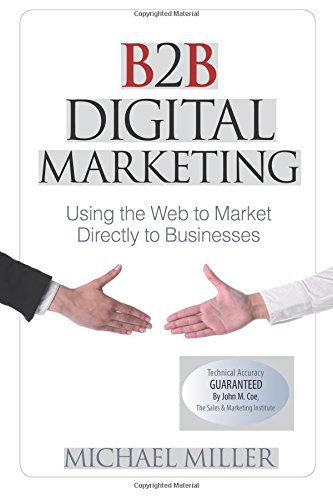 g: Using the Web to Market Directly to Businesses: Using the Web to Market Directly to Businesses (Que Biz-Tech) ()