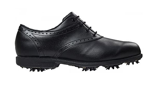 boy new list newest style of Footjoy AQL Ladies Golf Shoes-Size 42 Wide Fit (Black ...