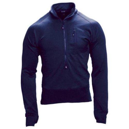 Blackhawk Herren 3/4ZIP Soft Fleece Pullover navy