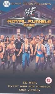 WWF: Royal Rumble 2001 [VHS]
