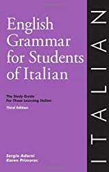 English Grammar for Students of Italian (O&H Study Guides)