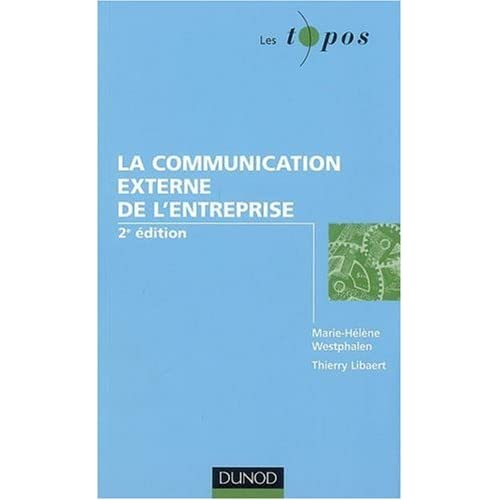 La communication externe de l'entreprise