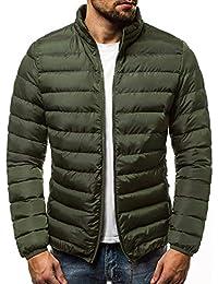 OZONEE Herren Winterjacke Steppjacke Sweatjacke Wärmejacke Jacke Gesteppt  J.Style 514K-10 d4aea5e1aa