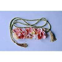 Cinturón de flores Nude