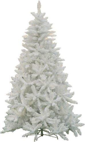 Albero di natale standard bianco cm. 180