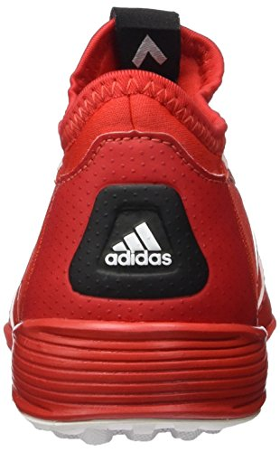 adidas Unisex-Kinder Ace Tango 17.2 Tf Fußballschuhe Rot (Red/Scarlet/Core Black)