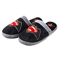 DC Comics Batman V Superman Slip On Slippers