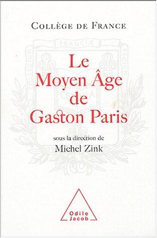 Gaston Paris et les Romanistes européens