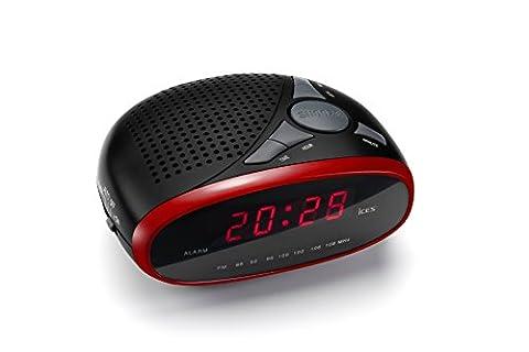 Ices ICR-200 Radio/Radio-réveil