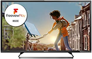 Panasonic TX-40CX680B Smart 4K UHD LED 40 Inch TV with Freeview Play
