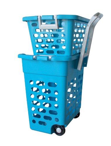 k.a. fahrbarer Wäschekorb